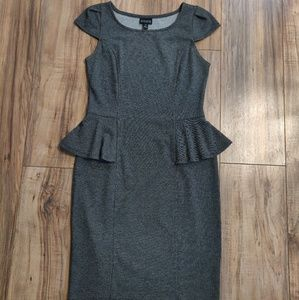 ENFOCUS STUDIO Peplum Dress